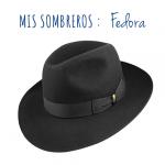 Sombrero Borsalino o Fedora?  / Borsalino or Fedora hat?