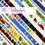 DYI: de todo con orillos / everything with selvedges