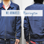 Chaquetas Harrington / Harrington jackets