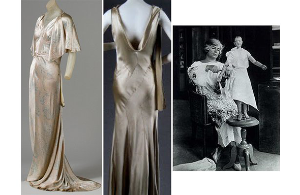 Vionnet collage