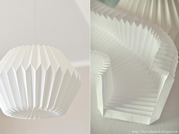 lampara origami