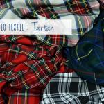 Tejido de cuadros escoceses / Tartan