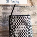 DIY: Como hacer tu Tote bag / How to make your own Tote bag