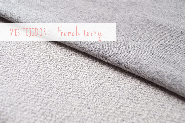Glosario french terry