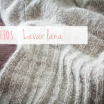Cómo lavar tus prendas de lana / How to wash your wool garments