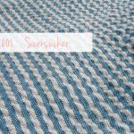 El tejido Seersucker / Seersucker cloth