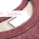 Sudaderas: con capucha o cuello redondo / Sweatshirts: hoodie or crew