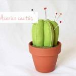 DIY : Acerico cactus / Cactus pincushion