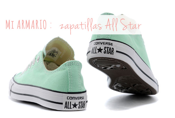 zapatillas all star usadas