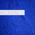 Azul Klein / Klein blue