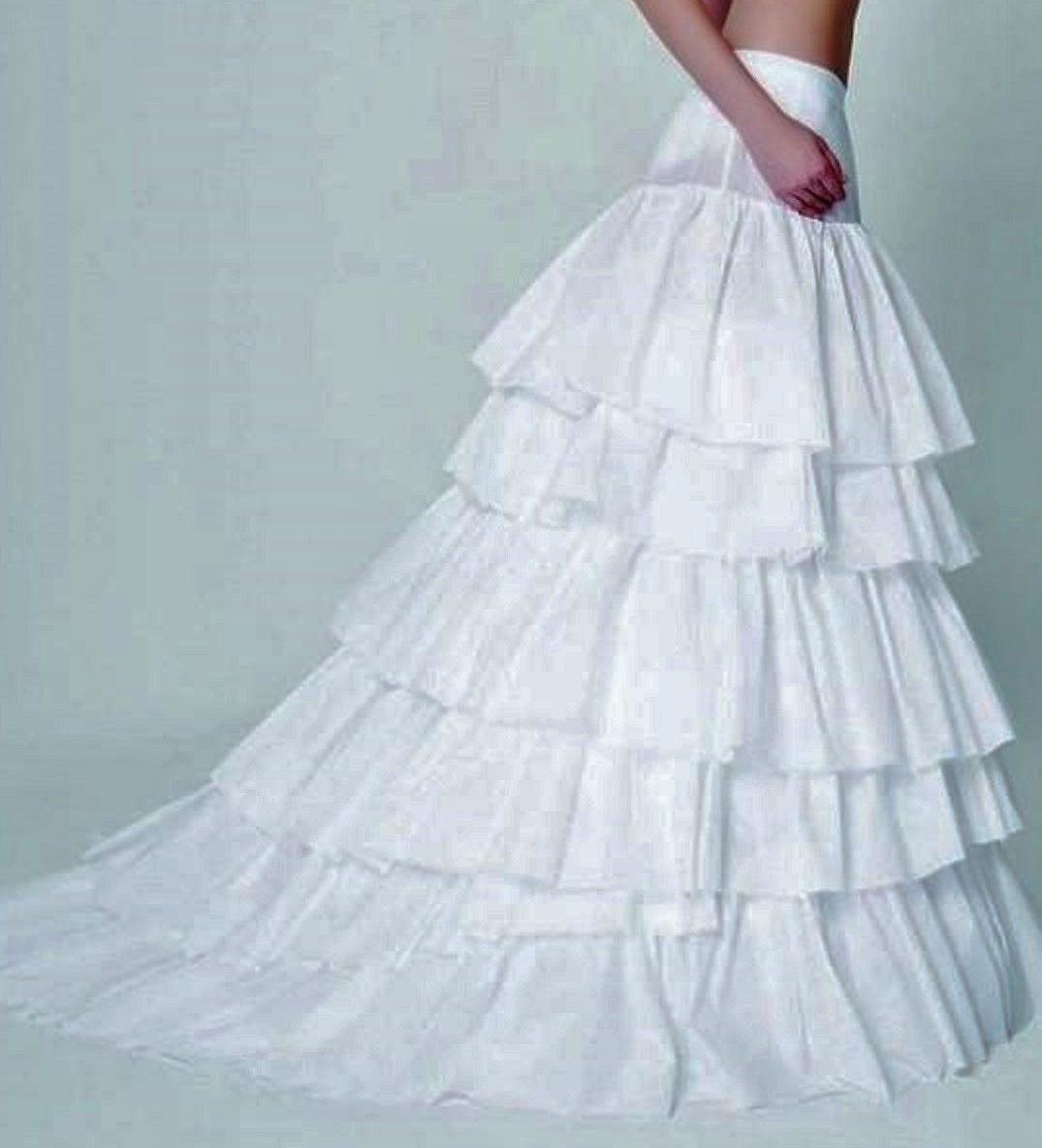 El cancán de novia / Wedding petticoats | mil dedales