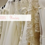 Los tejidos más comunes para vestidos de novia / The most common fabrics for wedding dresses