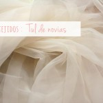 El tul de novia / The bridal tulle