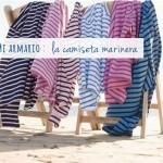 Las camiseta de rayas marineras / The French sailor stripes tee