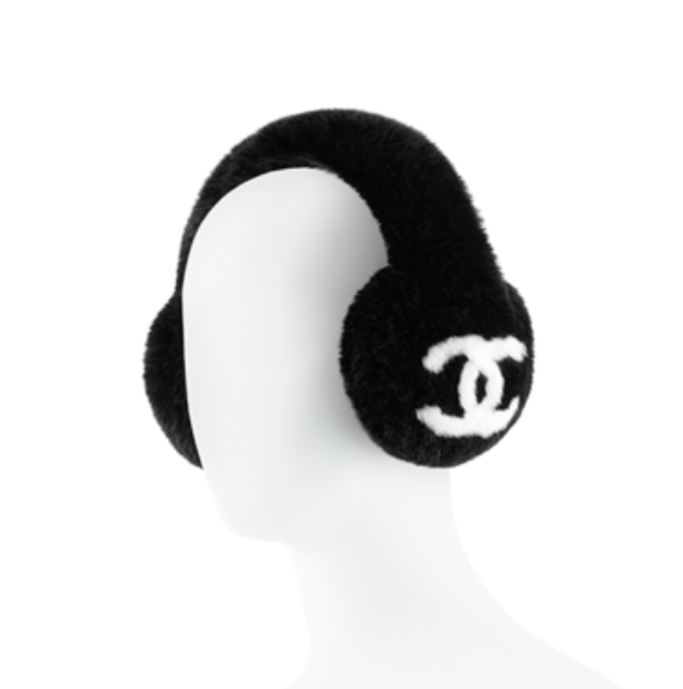 chanel earmuffs