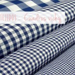 Cuadros Vichy / Gingham checks