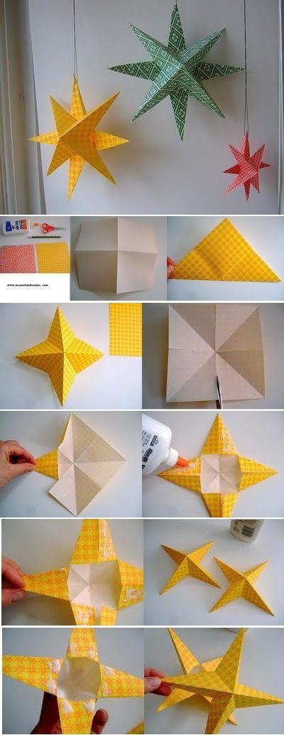 estrella 3D