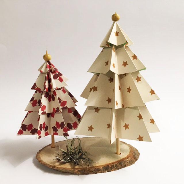 pieza navidad arbolitos