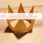 Decoración de navidad: coronas de Reyes Magos / Xmas decoration: the three kings crowns