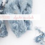 El algodón reciclado / Recycled cotton