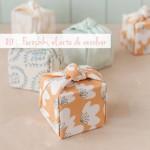 Furoshiki, el arte de envolver japonés / Furoshiki, the Japanese wrapping art
